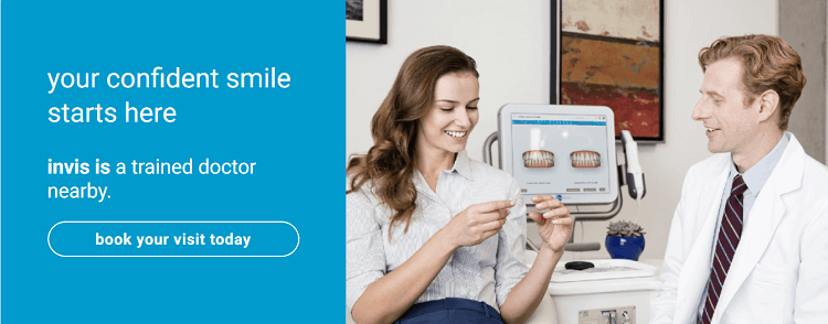 Invisalign Teeth Straightening