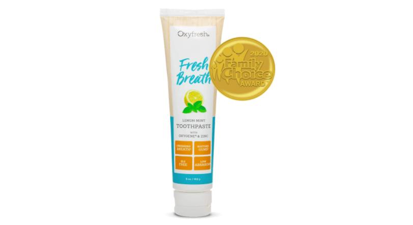 oxyfresh toothpaste