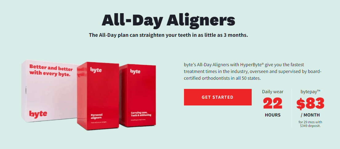 all day aligners