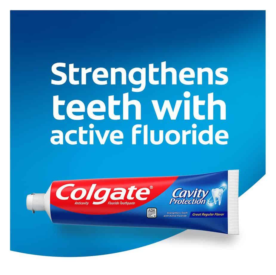 Colgate Cavity Protection