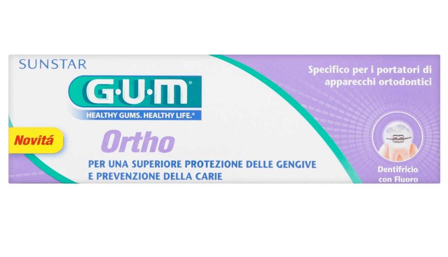 Butler G-U-M Ortho Gel Toothpaste