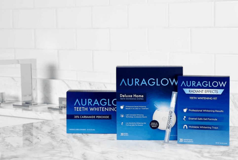 AuraGlow Review: Does This Teeth Whitening Kit Work?